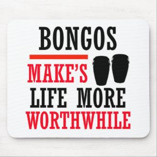 bongos design mousepads