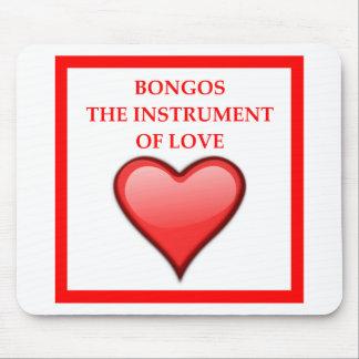 BONGOs Mouse Pad