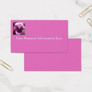 Bonheur Business Card