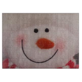 Bonhomme de neige de Milou Planche À Trancher