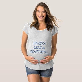 Bonita Bella Beautiful Maternity T-Shirt