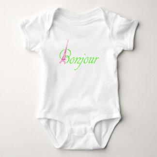 Bonjour Baby Bodysuit