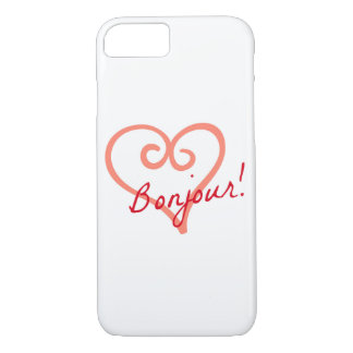 Bonjour Barely There iPhone 7 Case