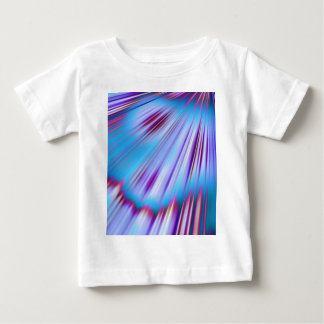 Bonjour, bleu (i) t-shirt