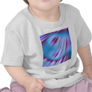 Bonjour, bleu (i) t-shirts