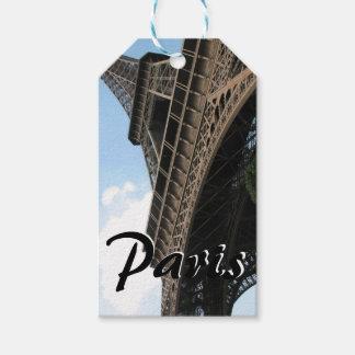 Bonjour From Paris Chic European Travel Gift Tags
