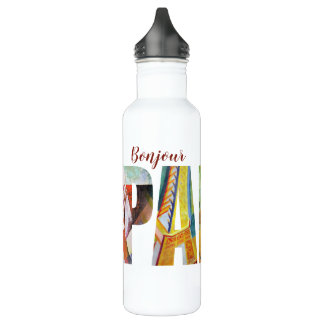 Bonjour Paris 710 Ml Water Bottle
