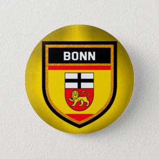 Bonn Flag 2 Inch Round Button