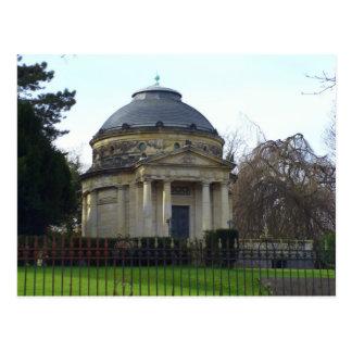 Bonn Mausoleum Postcard
