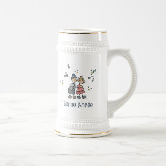 Bonne Annee Mugs