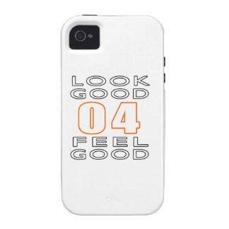 Bonne sensation de 04 sembler bonne coque iPhone 4 de Case-Mate