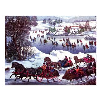 Bonnes fêtes. Cartes de Noël personnalisables Cartes Postales