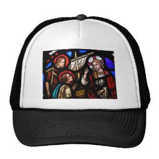 bonnet avec photo de Jésus Casquettes De Camionneur