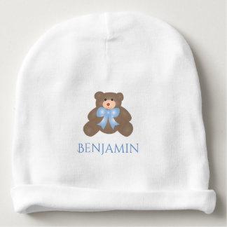 Bonnet Pour Bébé Bébé doux en pastel mignon d'ours de nounours de