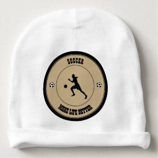 Bonnet Pour Bébé Footballeur