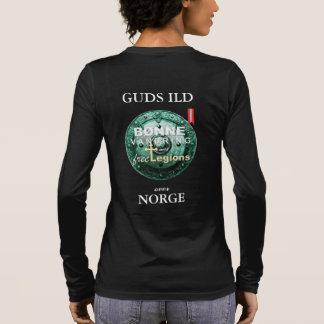 BØNNEVANDRING Norwegian Long Sleeve T-Shirt