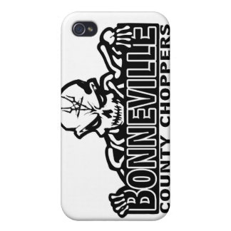 Bonneville County Choppers iPhone4 iPhone 4 Cases