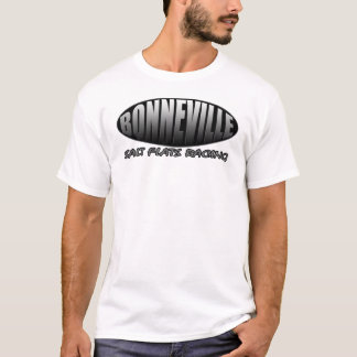 Bonneville Salt Flats Speed Racing T-Shirt