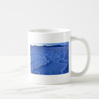 Bonneville Salt Flats Sunset - Utah Coffee Mug