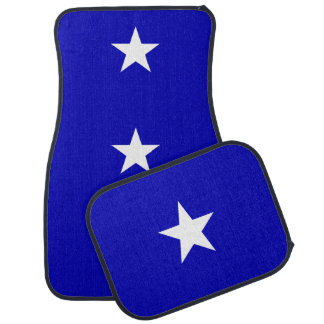 Bonnie Blue Flag Car Mat