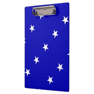 Bonnie Blue Flag Clipboard