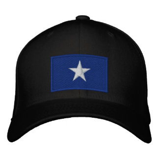 Bonnie Blue Flag Embroidered Hat