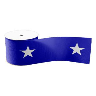 Bonnie Blue Flag Grosgrain Ribbon