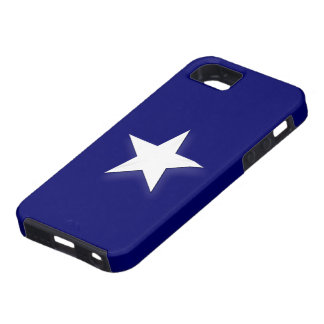 Bonnie Blue Flag iPhone 5 Case