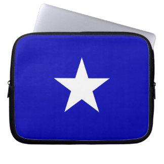 Bonnie Blue Flag Laptop Sleeve