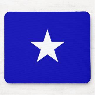 Bonnie Blue Flag Mouse Pad