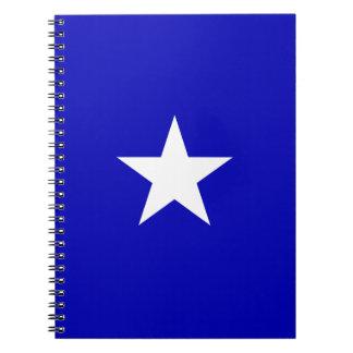 Bonnie Blue Flag Notebooks