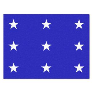 Bonnie Blue Flag Tissue Paper
