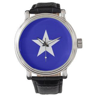 Bonnie Blue Flag Watch
