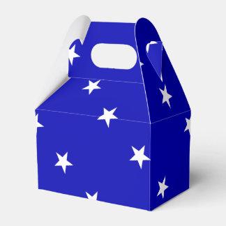 Bonnie Blue Flag Wedding Favor Box