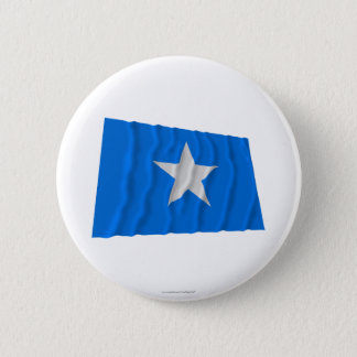 Bonnie Blue Flag / West Florida Republic Flag 2 Inch Round Button