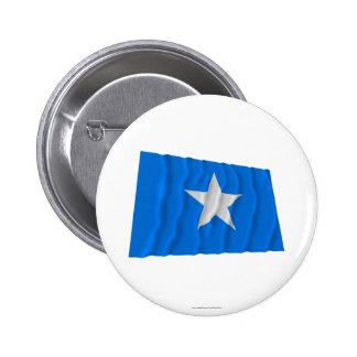 Bonnie Blue Flag / West Florida Republic Flag 2 Inch Round Button