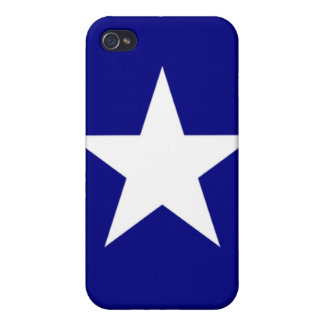 Bonnie Blue Hard Shell Case  for iPhone 4 iPhone 4/4S Covers