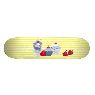 Bonnie Blue Sweet Treats Skateboard