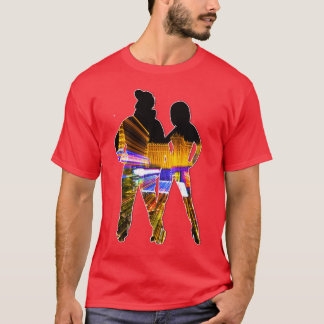 Bonnie & Clyde Las Vegas T-Shirt