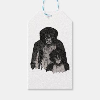 Bonobo Gift Tags