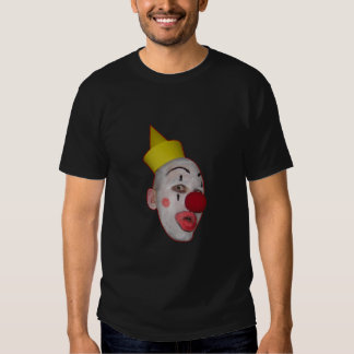 Bonobo the Clown Head T Shirts