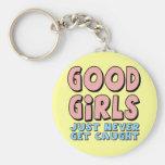 Bons T-shirts et cadeaux de filles pour elle Porte-clé