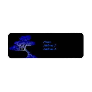 Bonsai Avery Label