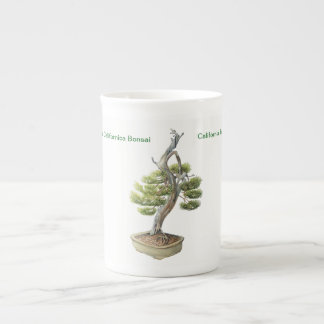 Bonsai Bone China Mug