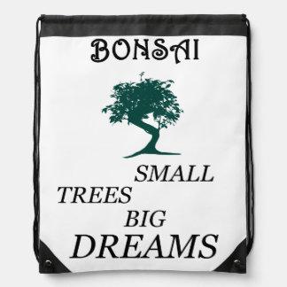 Bonsai Drawstring Bag