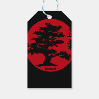 Bonsai Pack Of Gift Tags