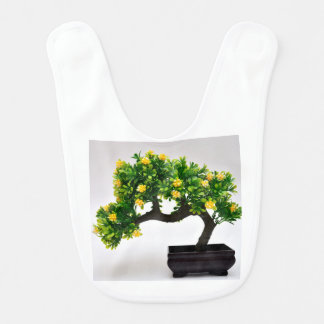 Bonsai tree bib