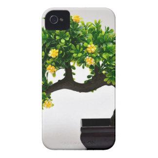 Bonsai tree iPhone 4 Case-Mate case
