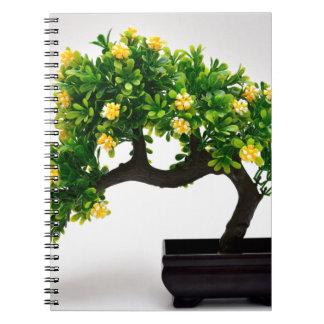 Bonsai tree notebooks