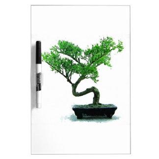 bonsai-tree Painting Dry Erase Board